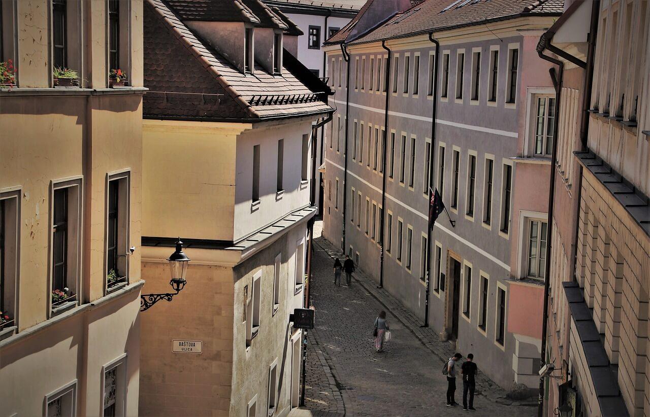 Kúpa bytu v Bratislave - výber lokality