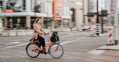 Jazdenie na bicykli
